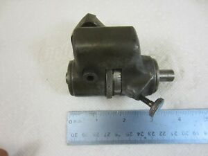 South Bend 9 10k Lathe Micrometer Carriage Stop Also Fits Logan 10