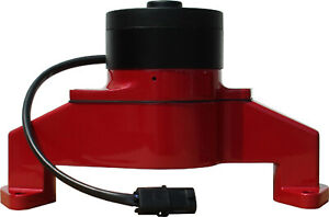 Proform 68230r Electric Water Pump Kit In Red Fits Big Block Chevy Engines