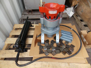 Imperial Eastman Kwikrimp K 401 Hydraulic Hose Crimper With Pump