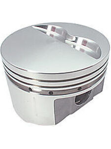 Sportsman Racing Products Piston 460 Flat Top Forged 4 390 In Bore 1 1 150727