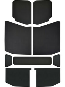 Design Engineering Sound Barrier Headliner Self Adhesive Backing 9 piec 50172