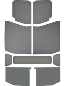 Design Engineering Sound Barrier Headliner Self Adhesive Backing 9 piec 50171