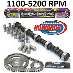 Howards Sbc Small Block Chevy 267 267 450 450 111 Camshaft lifters timing Set