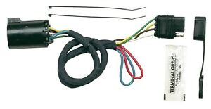 Hopkins Towing Solution 41155 Plug In Simple Vehicle To Trailer Wiring Harness