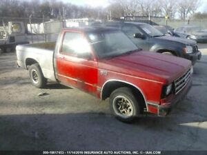 Manual Transmission 4 Speed 2wd Fits 84 87 S10 S15 Sonoma 1525720