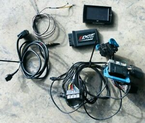 Cts Edge Juice With Attitude Monitor 2004 2005 Lly Duramax Tunner Egt Probe