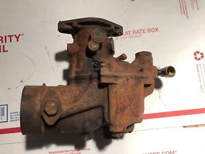 Farmall International 460 606 C221 Zenith Carb