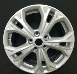 Ford Fusion 2010 2011 2012 17 Factory Oem Wheel Rim H 3871 Be5z1007b