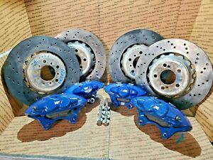 2015 2018 Bmw M3 M4 Brembo Calipers And Rotors Bmw M Brembos