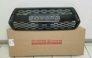 New Genuine 2016 2017 Toyota Tacoma Trd Pro Grille Insert Pt228 35170 Grill