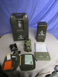 Kern K1 s Theodolite Swiss Made With Accessories Mint Unused Shape