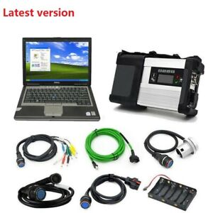 V2019 12 Hdd Mb Sd C5 Sd Connect Compact 5 Star Diagnosis Wifi dell D630 Laptop
