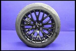 2015 2017 Ford Mustang Gt Rear Track Pack Wheel Rim W Tire 19 X 9 5