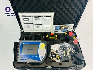 nice Pruftechnik Rotalign Ultra Shaft Laser Alignment System Free Shipping