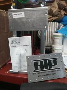 HTP MONSTER PRESS 8-Ton  16000 Lbs Hydraulic Unrivaled Extreme Compression