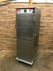 2005 Bevles Htsd74p34 Pass thru Convection Heated Warming Cabinet Electric