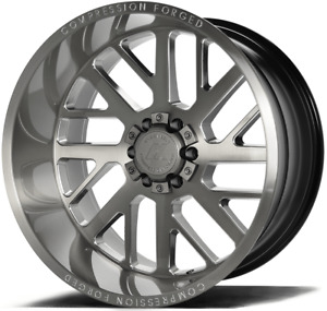 Single 24x14 Axe Ax2 4 Et 76 Karbon 6x135 6x139 7 Wheel Rim