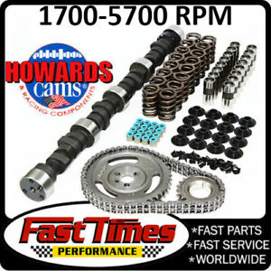 Howards Sbc Small Block Chevy 275 275 470 470 108 Hyd Camshaft Cam Kit