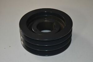 Browning Sheave 3tc78 Bushing Bore V belt Pulley 8 20 Od 3 Groove