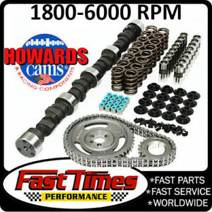 Howards Sbc Small Block Chevy 279 289 465 470 110 Hyd Camshaft Cam Kit