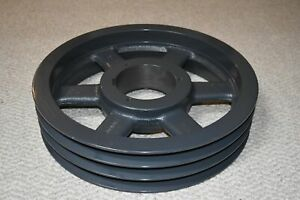 Browning Sheave 3c140r Bushing Bore V belt Pulley 3 Groove 14 40 In O d