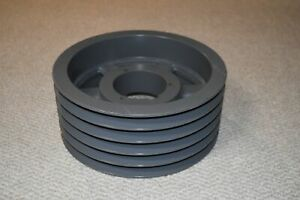 Browning Sheave 5c120r C Bushing Bore V belt Pulley 5 Groove 12 40 In O d