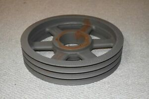 Browning Sheave 3c150r C Bushing Bore V belt Pulley 3 Groove 15 40 In O d