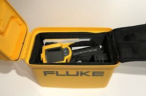 Fluke Ti9 Industrial Thermal Imager 9hz W Case Commercial Lcd Display Camera