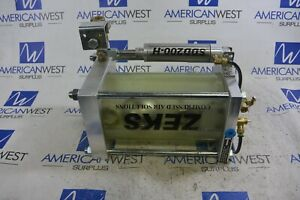 New Surplus Zeks Sdd200 h Compressed Air Solutions 683428 250 Psi