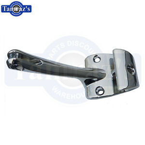64 65 Chevelle Malibu Chrome Inside Rear View Mirror Bracket Support Convertible