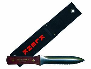 Da71000 Klenk Tools Dual Duct Insulation Durable Knife Rosewood Handle