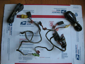 Nos 1968 1969 Fairlane Mustang Cougar Am fm Stereo Front Rear Speaker Wiring