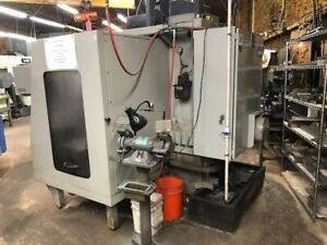 Cnc Mill Bridgeport Torcut 30