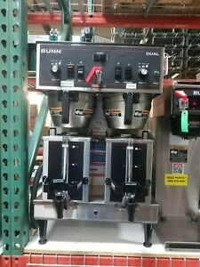 Bunn 20900 0010 Commercial Dual Coffee Brewer 120 208