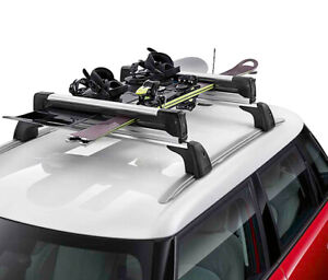 New Genuine Mini Cooper Sliding Ski Snowboard Rack Holder Carrier 82722326528