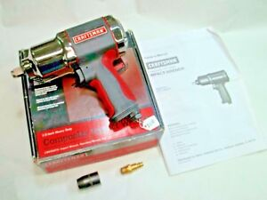 Craftsman 1 2 Drive Heavy Duty Composite Impact Wrench 580 Max Ft Lbs