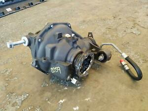 16 2016 Camaro Rear End Axle Differential Carrier 2 77 Ratio Ss 6 2l