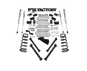 Superlift 2010 2013 Fits Dodge Ram 2500 2010 2012 3500 4 Inch Lift Kit Fox Shock