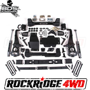 Bds Suspension 6 Ifs Lift System Kit For 2019 Ford Ranger W Nx2 Series Shocks