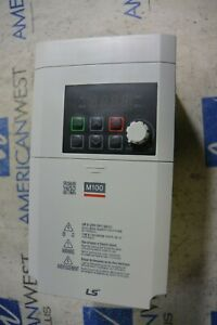 2 Hp 240 Volt 1 Phase Vfd Variable Frequency Drive Ls Lslv0015m100 1e0fna New