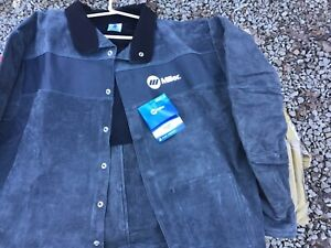 Miller Electric 273217 Flame resistant Jacket gray size 3xl