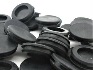 10 Pack Blank Hole Sealing Rubber Grommets Fits 1 Hole 1 8 Groove