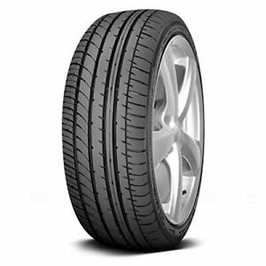 2 New Achilles 2233 High Performance Tires 215 55r17 98w