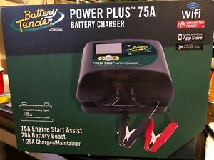 Battery Tender Power Plus 75a 12 Volt Battery Charger