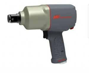 New Ingersoll Rand 2155 Qimax 1 Inch Drive Quiet Air Impact Wrench