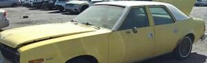1976 Amc Hornet Roof Molding Trim