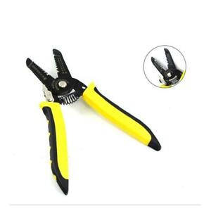 10 22 Awg Wire Stripper Wire Crimper And Multi function Hand Tool Professional