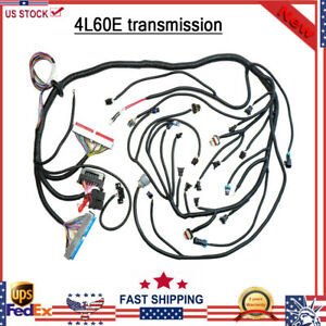 Engine Ls1 Standalone Wiring Harness Dbc 4 8 5 3 6 0 With 4l60e Transmission Ie
