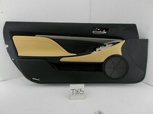 Used Oem Door Trim Panel Left Driver Front Rc350 Rc300 16 18 Playa Bare Nice
