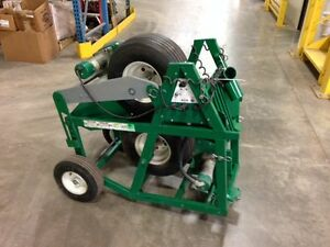 Greenlee 6810 Ultra Cable Feeder 120v Cable Pulling up To 3 5 In In Diameter